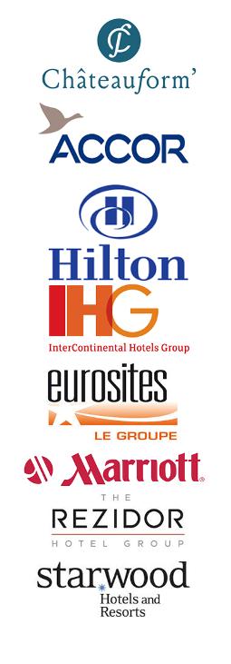 Logos-hotels