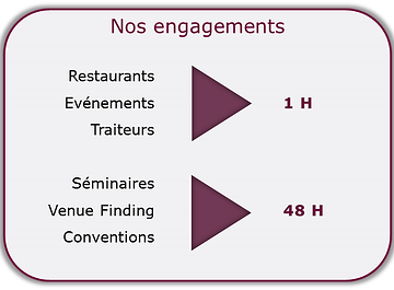 nos engagements