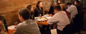 Un repas, une soirée événement pour un groupe de plus de 10 personnes