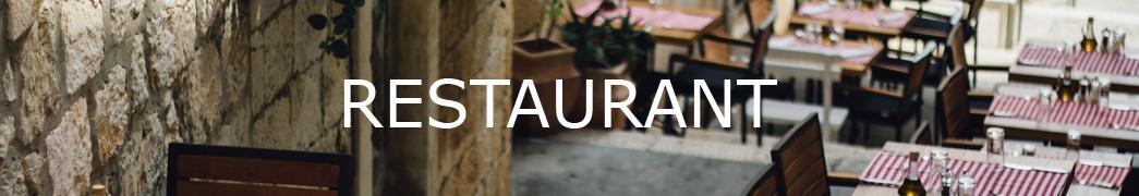 meilleurs restaurants hotels