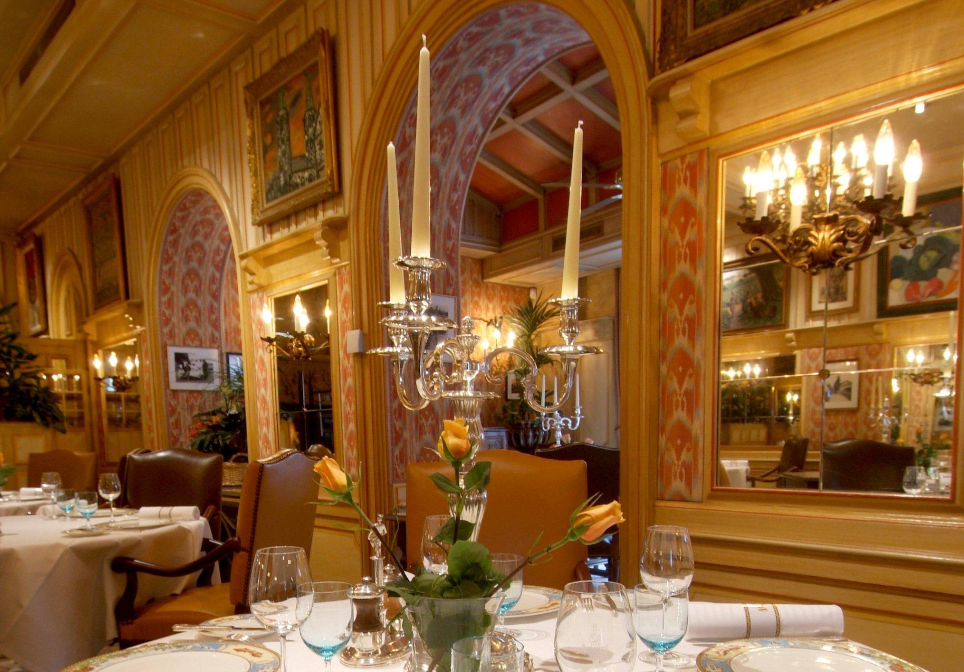 restaurant groupe etoilé recompensé michelin