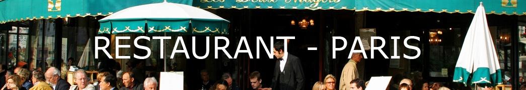 meilleurs restaurants paris