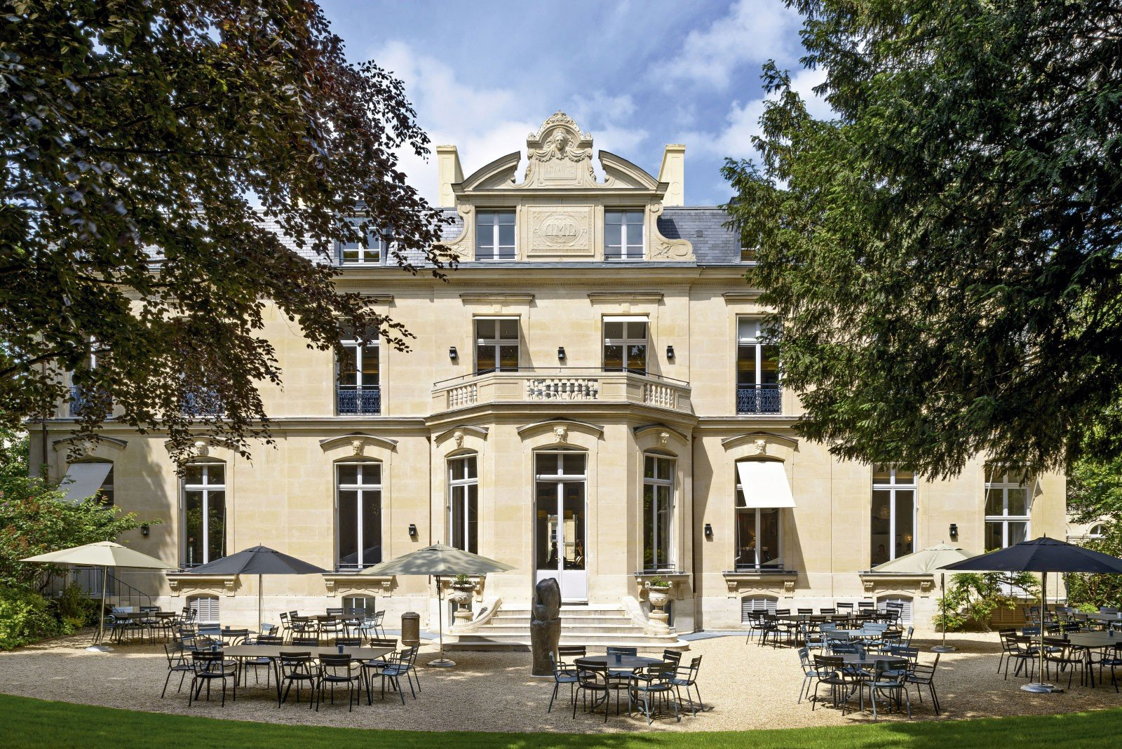 R server un h tel particulier pour son v nement for Hotel atypique bordeaux