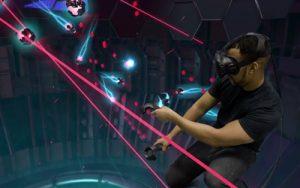team building laser