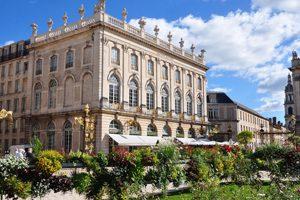 Grand Hôtel de la Reine Lorraine Nancy