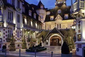 Hôtel Le Normandy Barrière Deauville - Normandie