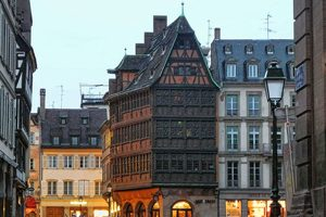 La Maison Kammerzell Alsace Strasbourg
