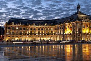 Palais de la Bourse - Bordeaux - Aquitaine